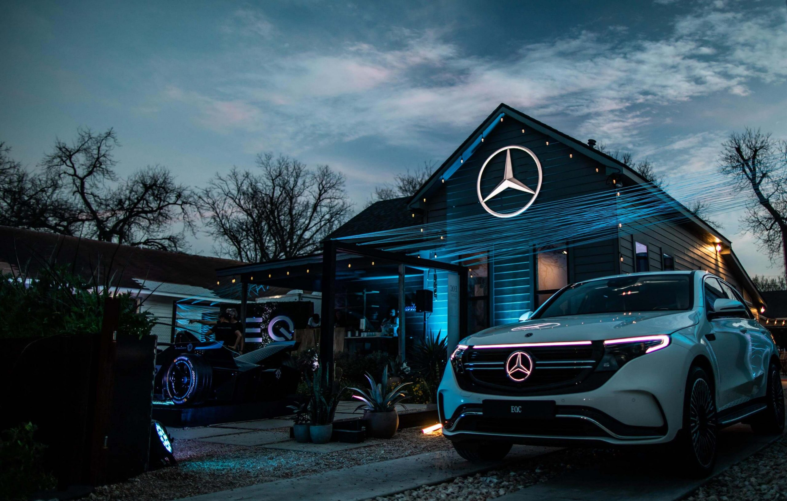 Mercedes-Benz EQ @ SXSW 2019